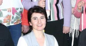 Мирослава Мельничук, Секретарь Миссии Служение Незрячим